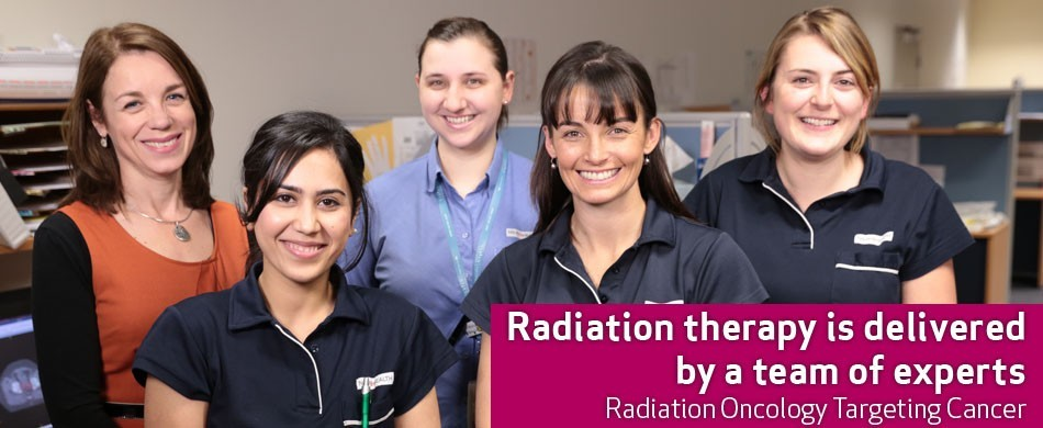 Radiation Therapy delivered by experts