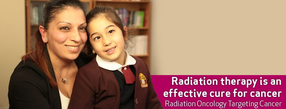 Radiation Therapy is an effective cure